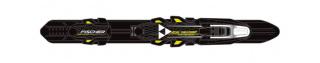 Běžecké vázání Fischer XCELERATOR CLASSIC NIS BLACK