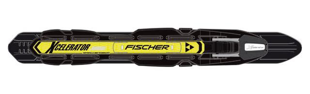 Běžecké vázání Fischer XCELERATOR SKATE JUNIOR NIS