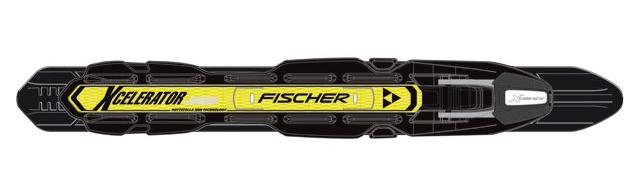 Běžecké vázání Fischer XCELERATOR CLASSIC JUNIOR NIS