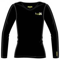dámské triko s kapucí HOODY